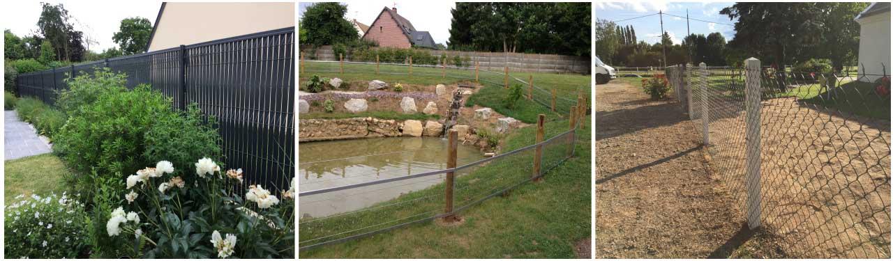 clôtures, thiberville, eure, jardinier, création de jardins, calvados, normandie